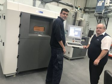 ARRK's Prototyping Centre in UK adds large frame SLS machine to its fleet